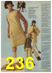 1968 Sears Fall Winter Catalog, Page 236