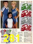 1983 Sears Spring Summer Catalog, Page 281