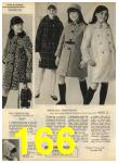 1968 Sears Fall Winter Catalog, Page 166