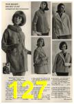 1965 Sears Spring Summer Catalog, Page 127
