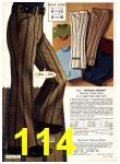 1971 Sears Fall Winter Catalog, Page 114