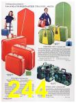 1973 Sears Spring Summer Catalog, Page 244