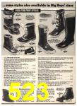 1976 Sears Fall Winter Catalog, Page 523