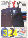 1987 Sears Spring Summer Catalog, Page 324