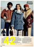 1975 Sears Fall Winter Catalog, Page 42
