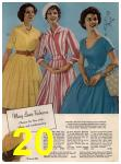 1960 Sears Spring Summer Catalog, Page 20