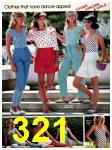 1983 Sears Spring Summer Catalog, Page 321