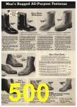 1975 Sears Fall Winter Catalog, Page 500