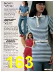 1981 Sears Spring Summer Catalog, Page 163