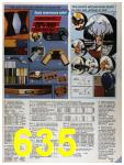 1986 Sears Spring Summer Catalog, Page 635