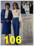 1984 Sears Spring Summer Catalog, Page 106