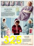 1975 Sears Fall Winter Catalog, Page 325