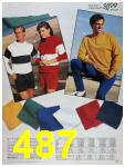 1988 Sears Spring Summer Catalog, Page 487