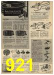 1965 Sears Spring Summer Catalog, Page 921