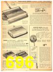 1949 Sears Spring Summer Catalog, Page 696