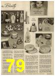1959 Sears Spring Summer Catalog, Page 79