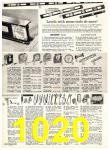 1969 Sears Spring Summer Catalog, Page 1020
