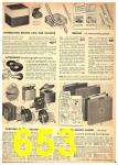 1949 Sears Spring Summer Catalog, Page 653