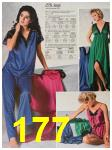1987 Sears Fall Winter Catalog, Page 177