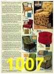 1969 Sears Fall Winter Catalog, Page 1007