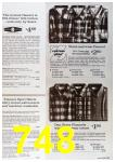1964 Sears Fall Winter Catalog, Page 748