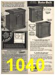 1977 Sears Fall Winter Catalog, Page 1040
