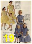 1960 Sears Spring Summer Catalog, Page 19