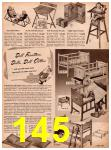 1947 Sears Christmas Book, Page 145