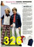 1975 Sears Spring Summer Catalog, Page 326
