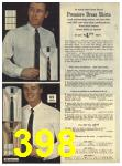 1965 Sears Fall Winter Catalog, Page 398
