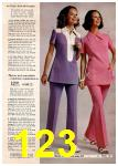 1972 Montgomery Ward Spring Summer Catalog, Page 123