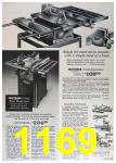 1964 Sears Fall Winter Catalog, Page 1169