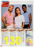 1986 Sears Spring Summer Catalog, Page 130