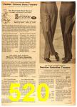 1958 Sears Spring Summer Catalog, Page 520
