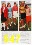 1967 Sears Spring Summer Catalog, Page 547