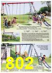 1972 Sears Spring Summer Catalog, Page 802