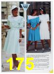 1985 Sears Spring Summer Catalog, Page 175