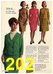 1965 Sears Fall Winter Catalog, Page 202