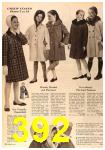 1963 Sears Fall Winter Catalog, Page 392