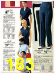 1981 Sears Spring Summer Catalog, Page 183