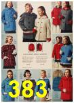 1958 Sears Fall Winter Catalog, Page 383