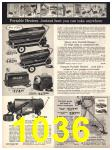 1971 Sears Fall Winter Catalog, Page 1036