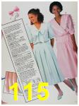 1988 Sears Spring Summer Catalog, Page 115