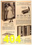 1964 Sears Spring Summer Catalog, Page 404