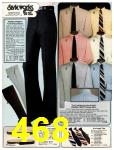 1981 Sears Spring Summer Catalog, Page 468