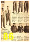 1949 Sears Spring Summer Catalog, Page 86