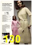 1975 Sears Fall Winter Catalog, Page 130