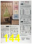 1989 Sears Home Annual Catalog, Page 144