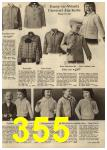 1961 Sears Spring Summer Catalog, Page 355
