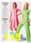 1972 Sears Spring Summer Catalog, Page 115